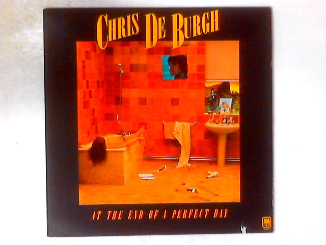 At The End Of A Perfect Day LP by Chris de Burgh