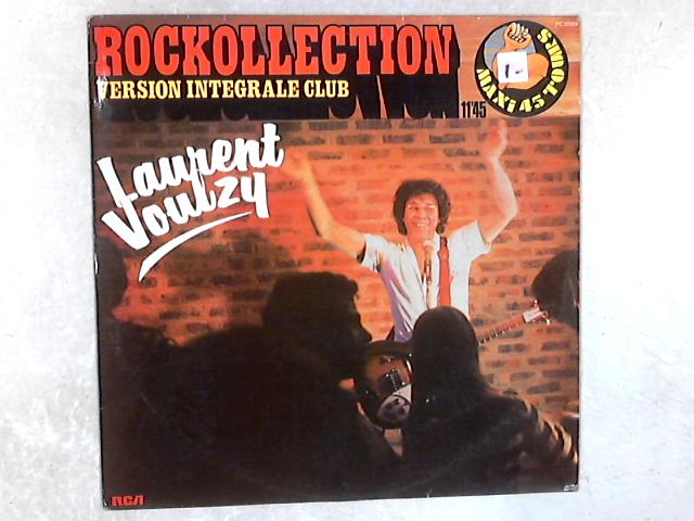 Rockollection (Version Intégrale Club) 12in Single By Laurent Voulzy
