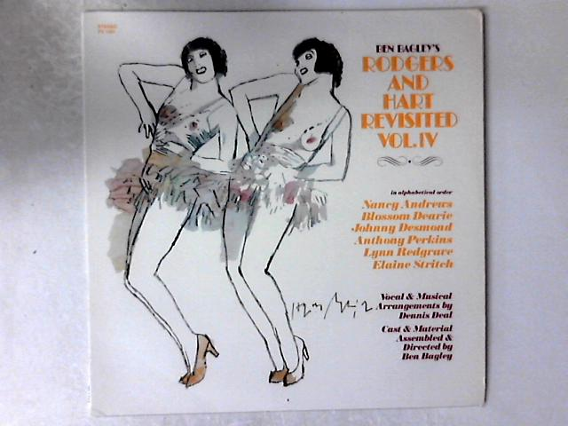 Ben Bagley's Rodgers And Hart Revisited Volume IV LP by Nancy Andrews (2)