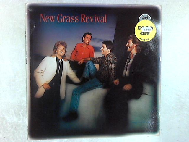 Hold To A Dream LP By New Grass Revival