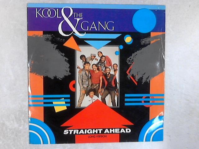 Straight Ahead (Long Version) 12in Single By Kool & The Gang