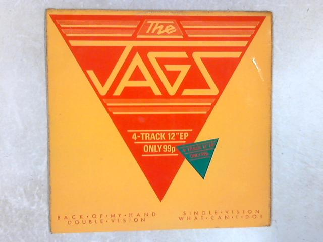 """4 - Track 12"""" EP By The Jags"""