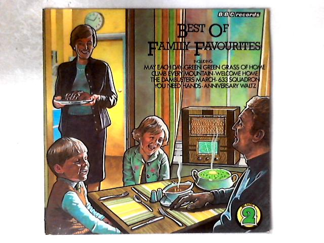 Best Of Family Favourites LP COMP By Various