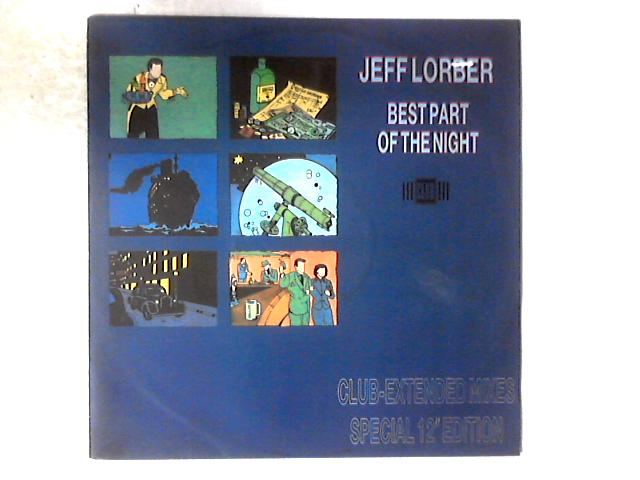 Best Part Of The Night (Club-Extended Mixes) 12in By Jeff Lorber