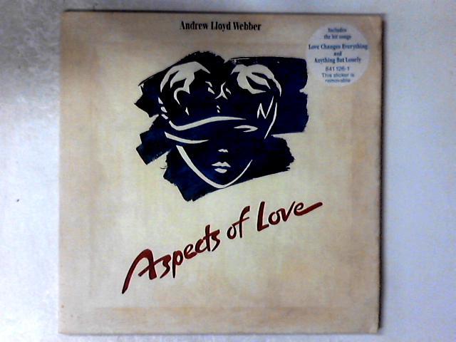 Aspects Of Love 2xLP GATEFOLD by Andrew Lloyd Webber