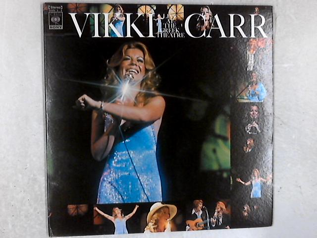 Live At The Greek Theatre 2xLP By Vikki Carr