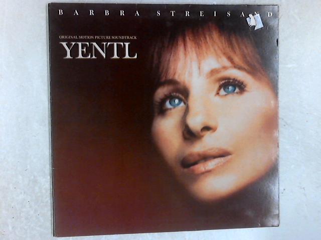 Yentl OST LP By Barbra Streisand