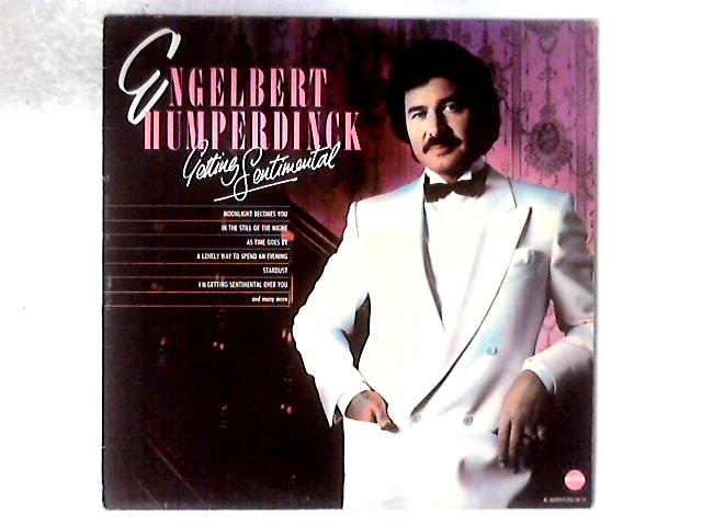 Getting Sentimental LP By Engelbert Humperdinck