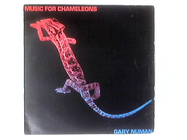 Music For Chameleons 12in By Gary Numan