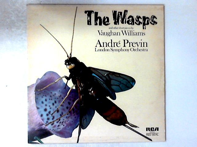 The Wasps And Other Short Pieces LP by Ralph Vaughan Williams