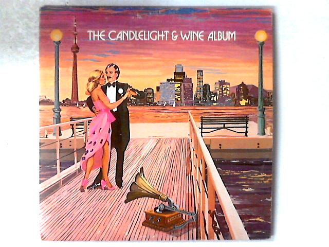 CHFI 98.1 Presents The Candlelight & Wine Album 2xLP GATEFOLD By Various