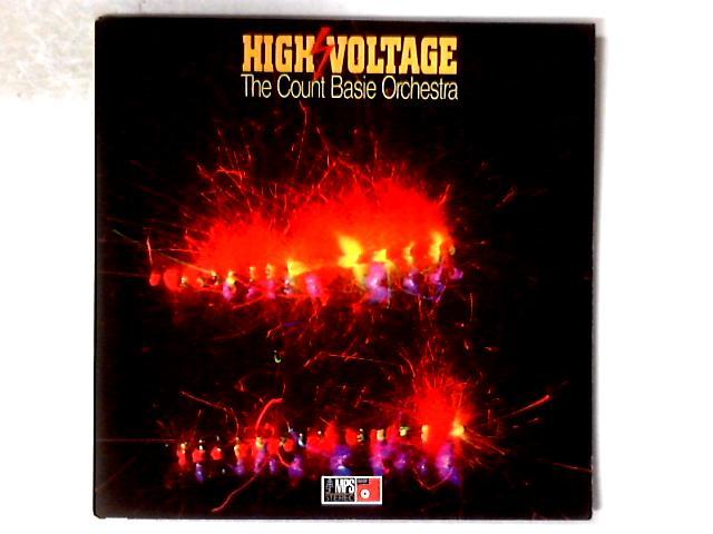 High Voltage LP GATEFOLD By Count Basie Orchestra