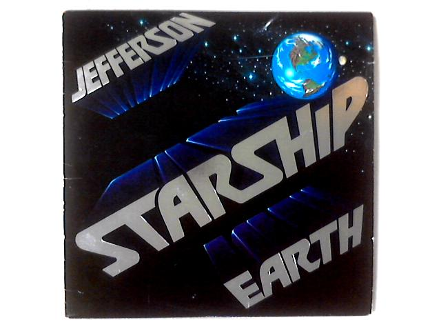 Earth LP By Jefferson Starship