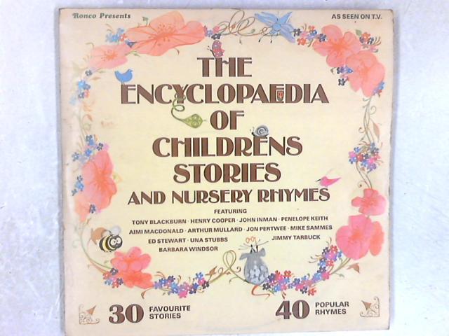 The Encyclopaedia Of Children's Stories & Nursery Rhymes 4 xLP by Various