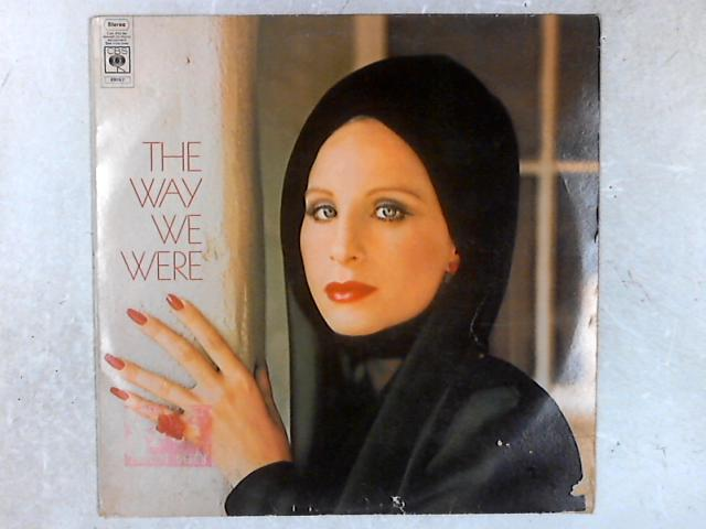 The Way We Were LP By Barbra Streisand