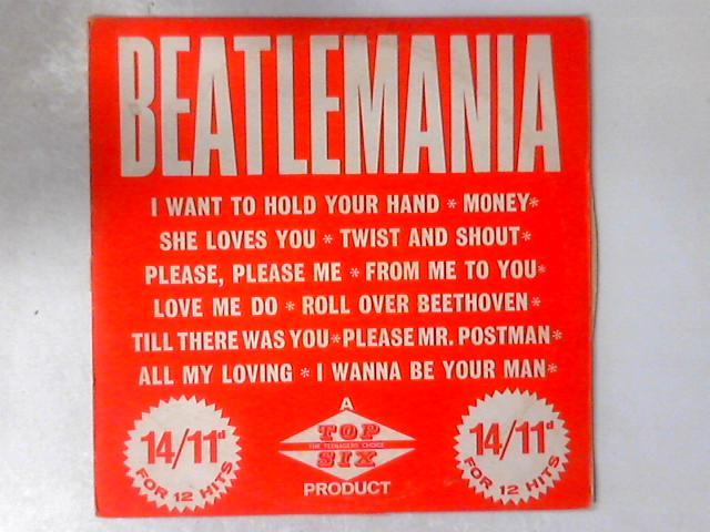 Beatlemania LP MONO By Unknown Artist