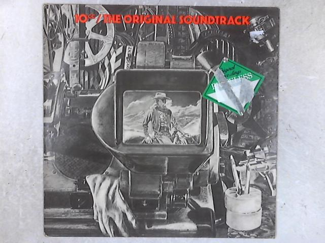 The Original Soundtrack LP By 10cc