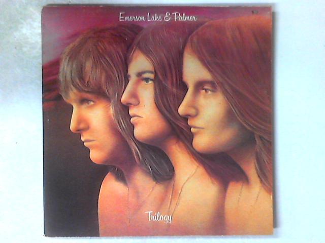 Trilogy LP GATEFOLD By Emerson, Lake & Palmer