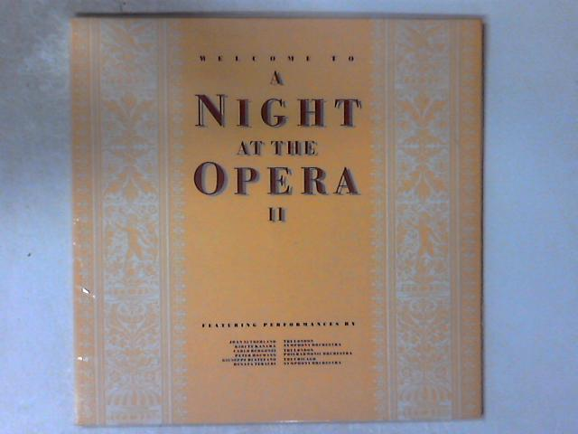 Welcome To A Night At The Opera II 2xLP GATEFOLD by Various