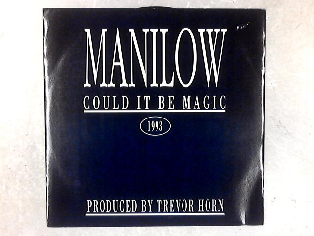Could It Be Magic 1993 12in Single By Barry Manilow