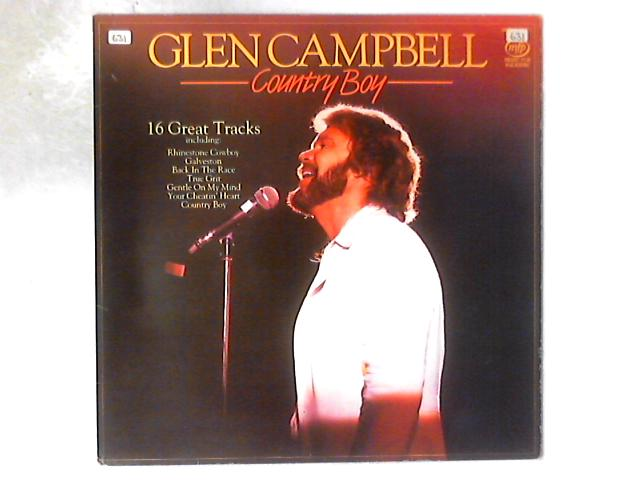 Country Boy LP COMP By Glen Campbell