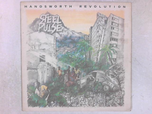 Handsworth Revolution LP By Steel Pulse