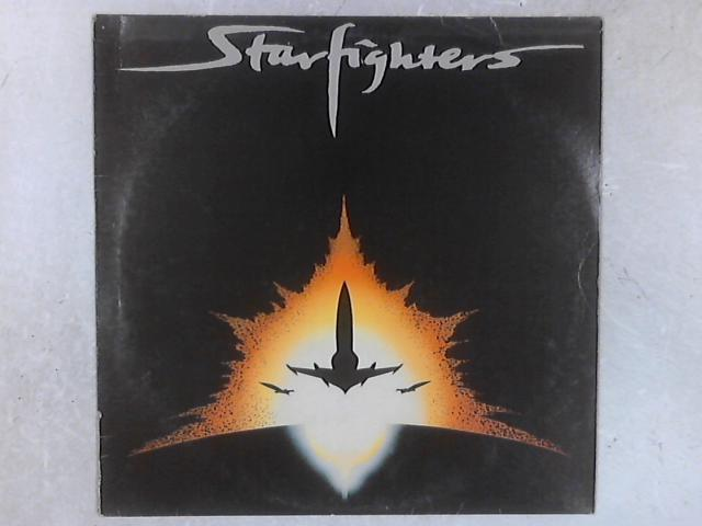 Starfighters White Label LP By Starfighters