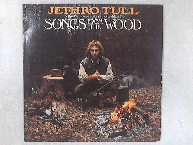 Songs From The Wood LP By Jethro Tull