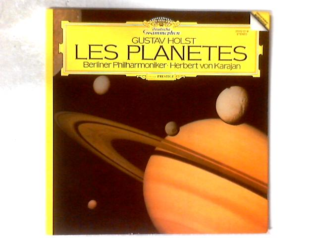The Planets LP GATEFOLD By Gustav Holst