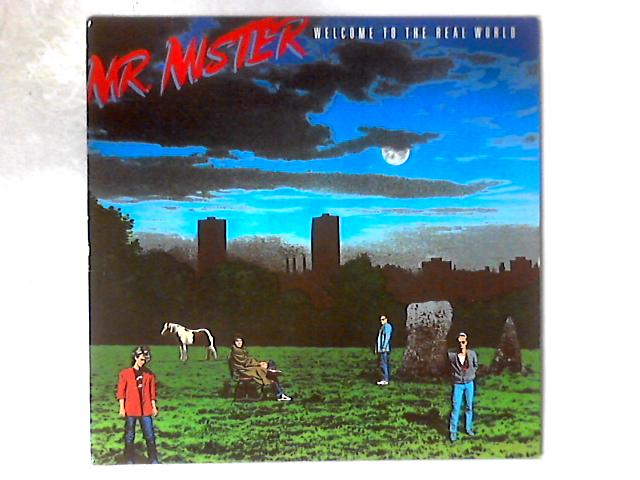 Welcome To The Real World LP By Mr. Mister
