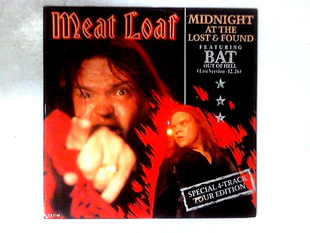 Midnight At The Lost And Found 12in By Meat Loaf
