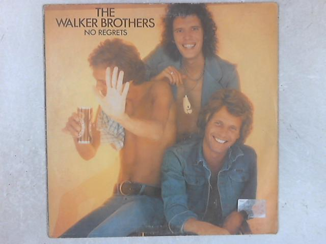 No Regrets LP By The Walker Brothers