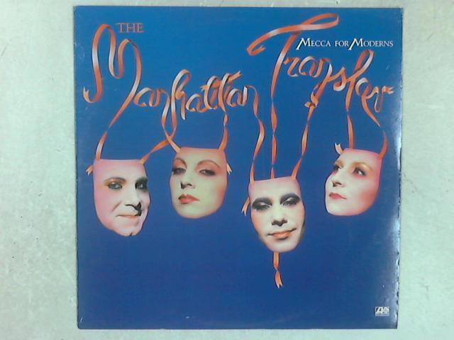 Mecca For Moderns LP By The Manhattan Transfer