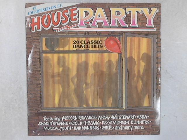 House Party COMP LP By Various