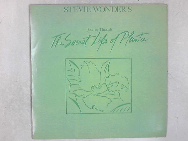 Journey Through The Secret Life Of Plants 2xLP By Stevie Wonder