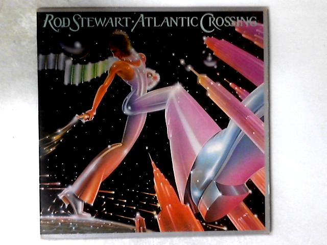 Atlantic Crossing LP By Rod Stewart