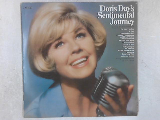 Doris Day's Sentimental Journey LP By Doris Day
