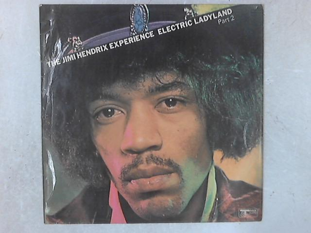Electric Ladyland Part 2 LP By The Jimi Hendrix Experience