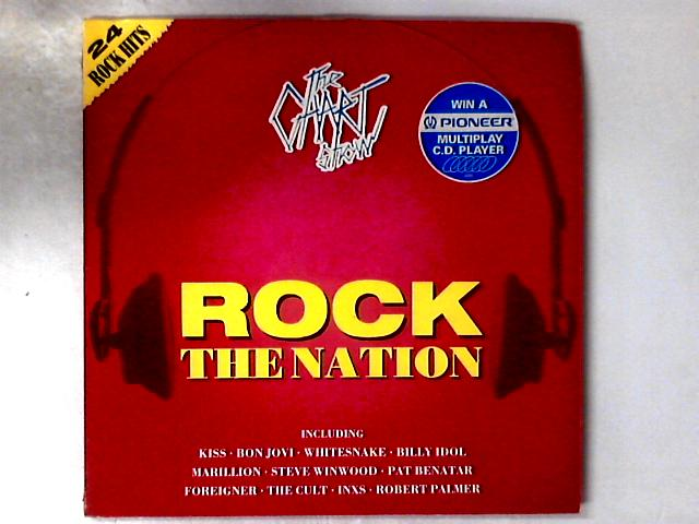 The Chart Show - Rock The Nation 2xLP COMP GATEFOLD By Various