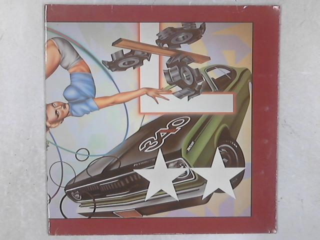 Heartbeat City LP By The Cars