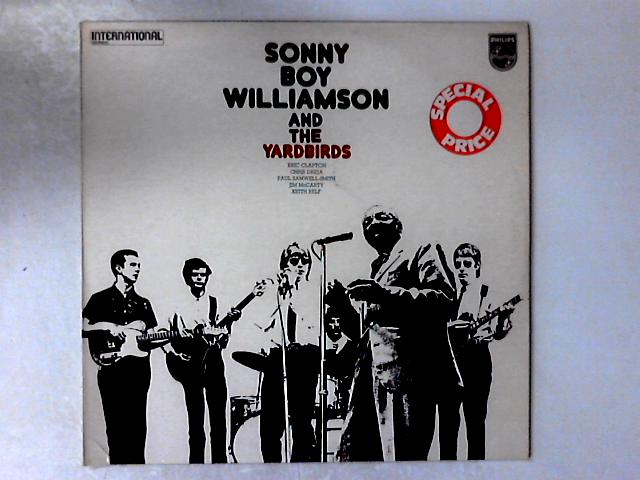 Sonny Boy Williamson And The Yardbirds LP by Sonny Boy Williamson (2)