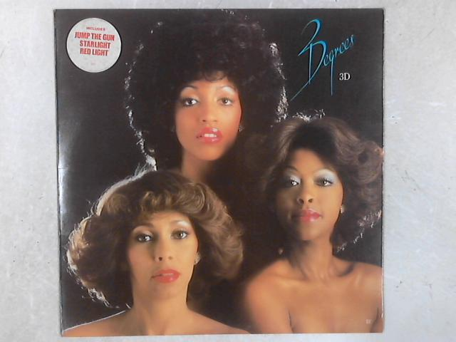 3D LP By The Three Degrees