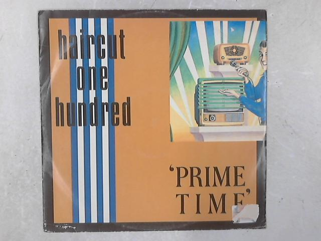 Prime Time 12in Single By Haircut One Hundred