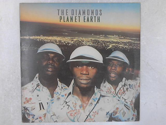 Planet Earth LP By The Mighty Diamonds