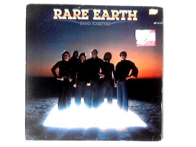 Band Together LP By Rare Earth