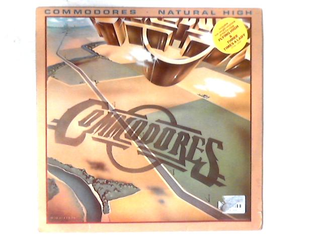 Natural High LP by Commodores