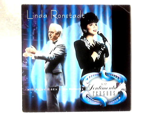 For Sentimental Reasons LP by Linda Ronstadt