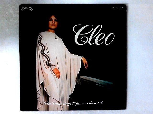 Cleo (Cleo Laine Sings 20 Famous Show Hits) LP COMP By Cleo Laine