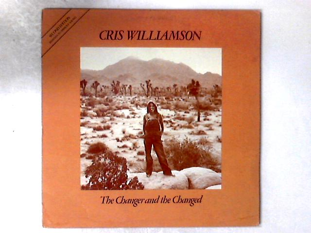 The Changer And The Changed LP By Cris Williamson