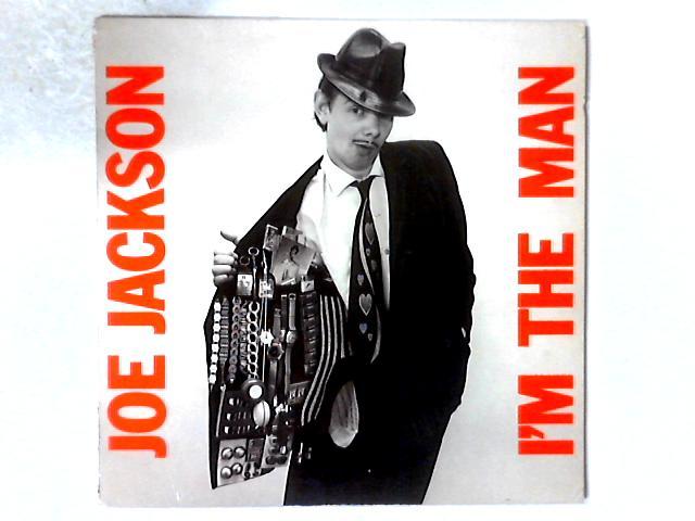 I'm The Man LP By Joe Jackson